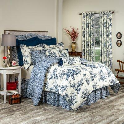 Bargas Reversible Comforter Set Ophelia & Co.