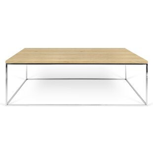 Linkous Coffee Table By Wrought Studio
