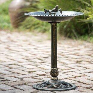 Sunjoy Artois Cast Birdbath