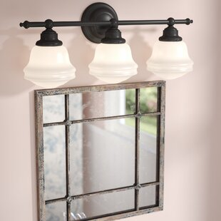 Laurel Foundry Modern Farmhouse Margaree 3-Light Vanity Light