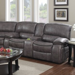 Micah Reclining Loveseat by E-Motion Furniture