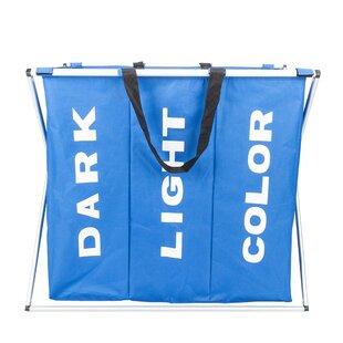 Big Save Portable 3 Lattice Laundry Basket By Rebrilliant