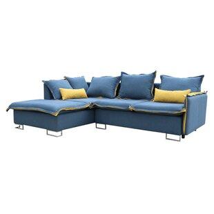 Tibbitts Reversible Corner Sofa By 17 Stories