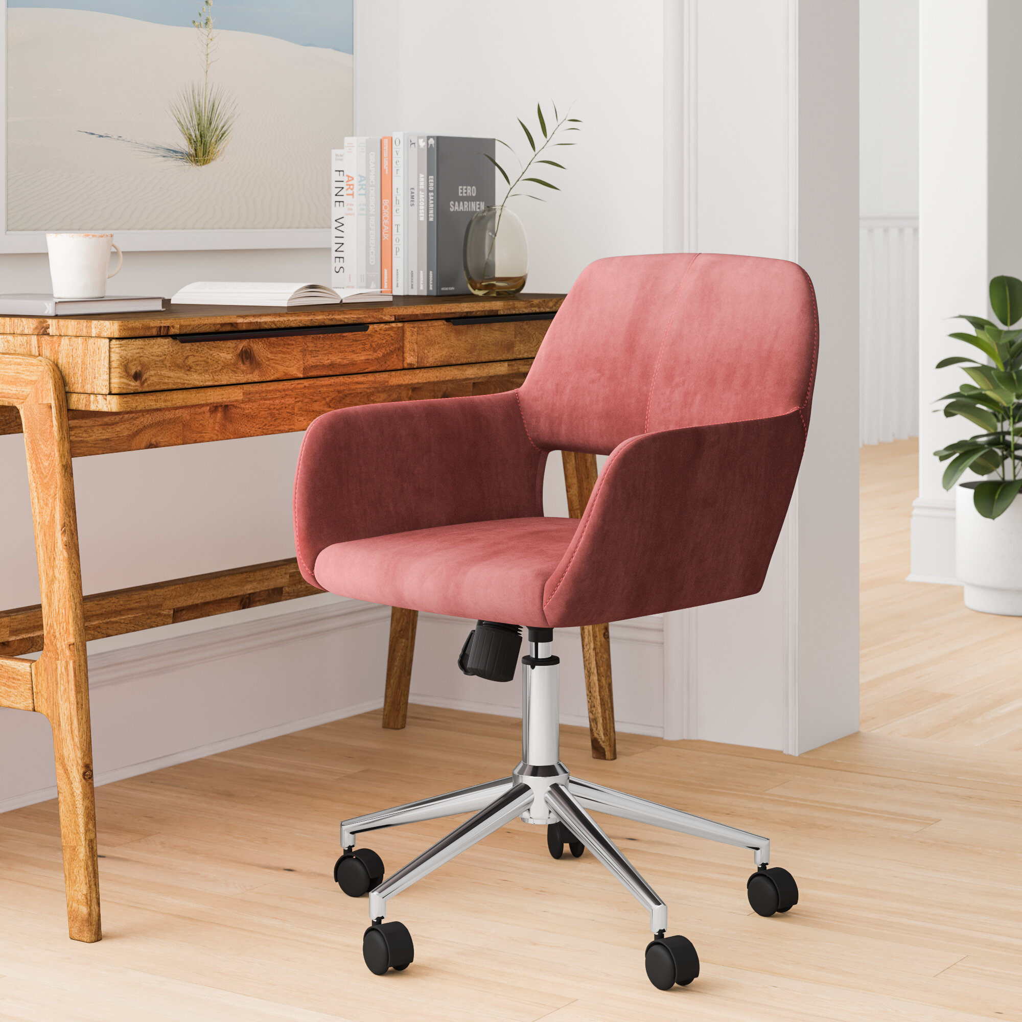 Wade Logan Carvey Task Chair Reviews Wayfair Ca