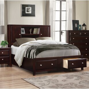Barfield Storage Panel Bed