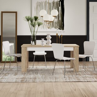 Algedi 5 Piece Dining Set Mercury Row