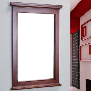 Read Reviews Pineville Bathroom / Vanity Mirror ByCharlton Home
