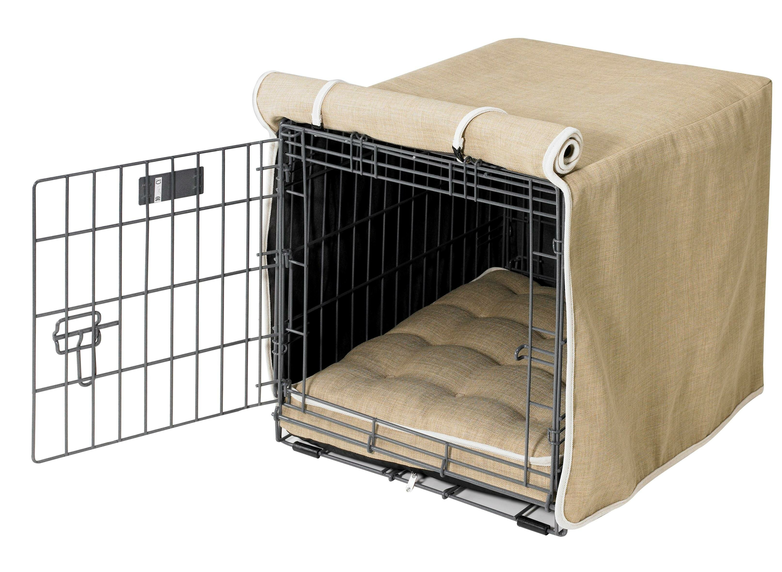 Bowsers Luxury Dog Crate Cover I & Reviews | Wayfair