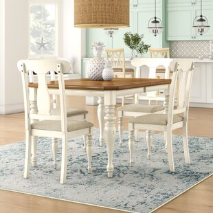 Bridgeview 5 Piece Dining Set Beachcrest Home