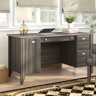 Revere Executive Desk by Andover Mills Sale