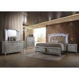 Samana Upholstered Storage Platform Bed by Orren Ellis