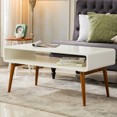 Remarkable Porthos Home Lux Coffee Table Color White Machost Co Dining Chair Design Ideas Machostcouk