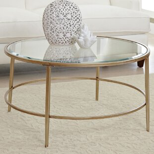 Affordable Prairie Coffee Table by Birch Lane™ Heritage Reviews (2019) & Buyer's Guide