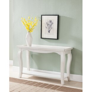 Dorothy Console Table by Simmons Casegoods by Highland Dunes