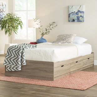 Andrews Storage Platform Bed