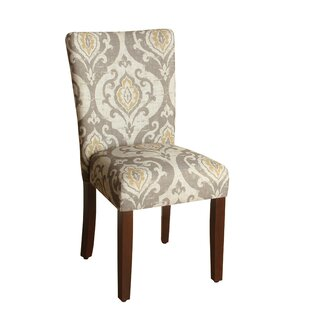 Bungalow Rose Neena Upholstered Dining Ch..