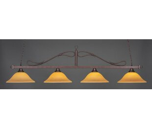 Fleur De Lis Living Reba 4-Light Kitchen ..