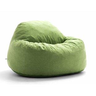 Big Joe Lux Bean Bag Sofa by Big Joe