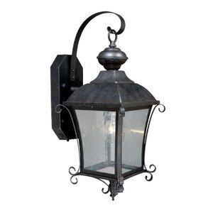 Sonnet 1-Light Outdoor Wall Lantern