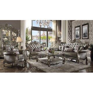 Welton Configurable Living Room Set by Astoria Grand SKU:EC173157 Details