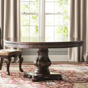 Astoria Grand Chalus Extendable Dining Table