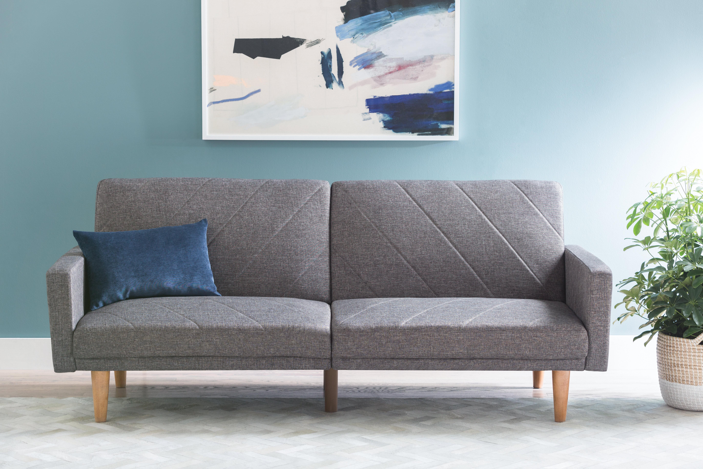 Langley Street Heritage Convertible Sofa & Reviews   Wayfair