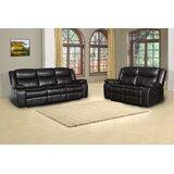 Arcata 2 Piece Reclining Living Room Set by Red Barrel Studio®