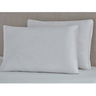 Plummer Medium Memory Foam Standard Bed Pillow
