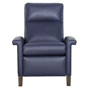 Margo 3 Way Leather Manual Wall Hugger Recliner By Fairfield Chair