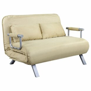 Dunleavy Folding Convertible Sofa by Ebern Designs