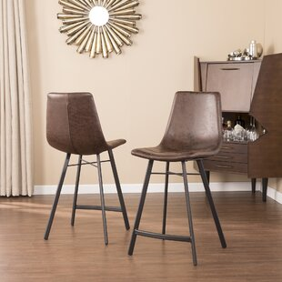 Jadyn Bar Stool (Set of 2) by Foundry Select
