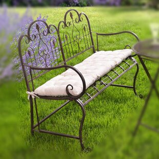 Provence Metal Garden Bench by Pier Surplus Spacial Price