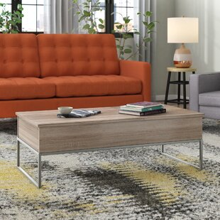 Best Pettis Lift Top Coffee Table By Mercury Row