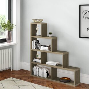 Santo Bookcase By Mercury Row