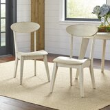 Rakestraw Dining Chair (Set of 2) by Gracie Oaks