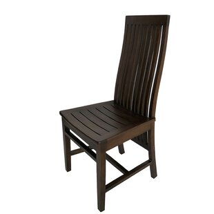 Henagar Solid Wood Dining Chair