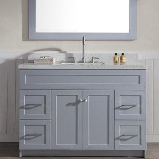 Truesdale 49 Single Bathroom Vanity Set By Winston Porter