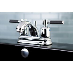Shop for Kaiser Centerset Bathroom Faucet with Drain Assembly By Kingston Brass