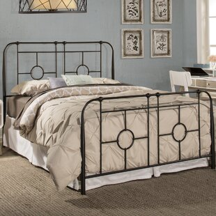 Gwen Panel Bed