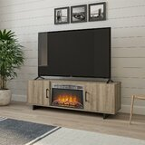 Genrich TV Stand for TVs up to 60 by Latitude Run®