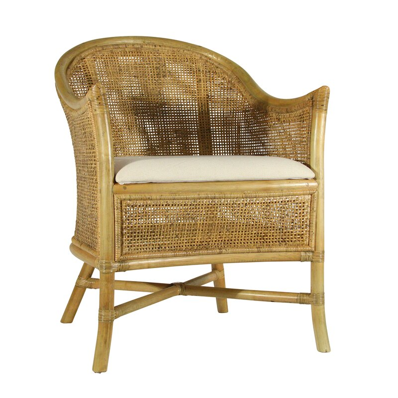 Santa Monica Barrel Chair