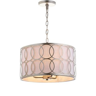Mercer41 Herrod Metal 3-Light Pendant