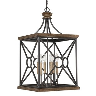 Capital Lighting Landon 6-Light Foyer Pendant