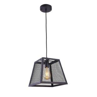 Poulson 1-Light Lantern Pe..