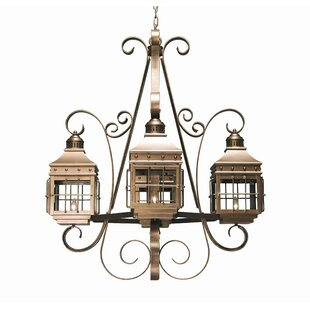 2nd Ave Design Siro 4-Light Shaded Chandelier