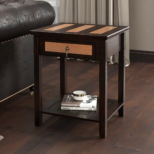Pillar End Table