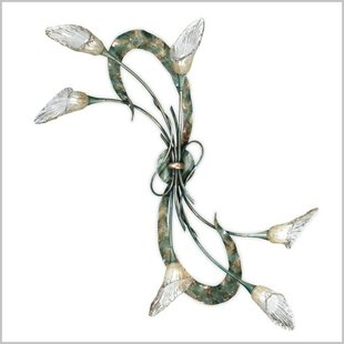 Dafne 6-Light Semi Flush Mount..