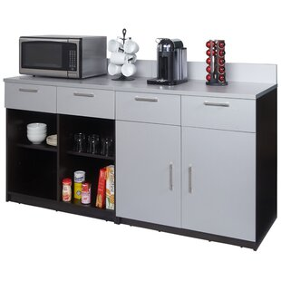 36 x 72 Kitchen Pantry Cabinet by Breaktime