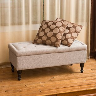 Higginbotham Storage Ottoman Darby Home Co