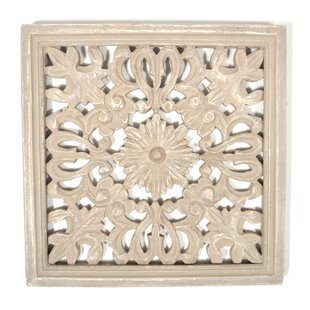 Idella Indian Wooden Panel Wall Decor